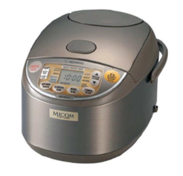 Photo1: ZOJIRUSHI Rice Cooker (220-230V) (1)