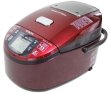 Photo8: HITACHI Pressure IH & Steam Rice Cooker (220-230V) 1.0L (8)