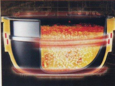 Photo1: ZOJIRUSHI Superior IH Pressure Rice Cooker & Warmer 1.0 L (220-230V)