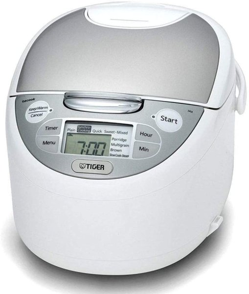 Photo1: Tiger Rice Cooker (230-240V) 1.0L(5.5-cup) (1)
