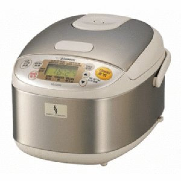 Photo1: ZOJIRUSHI Rice Cooker NS-LLH05 (220-230V) (1)